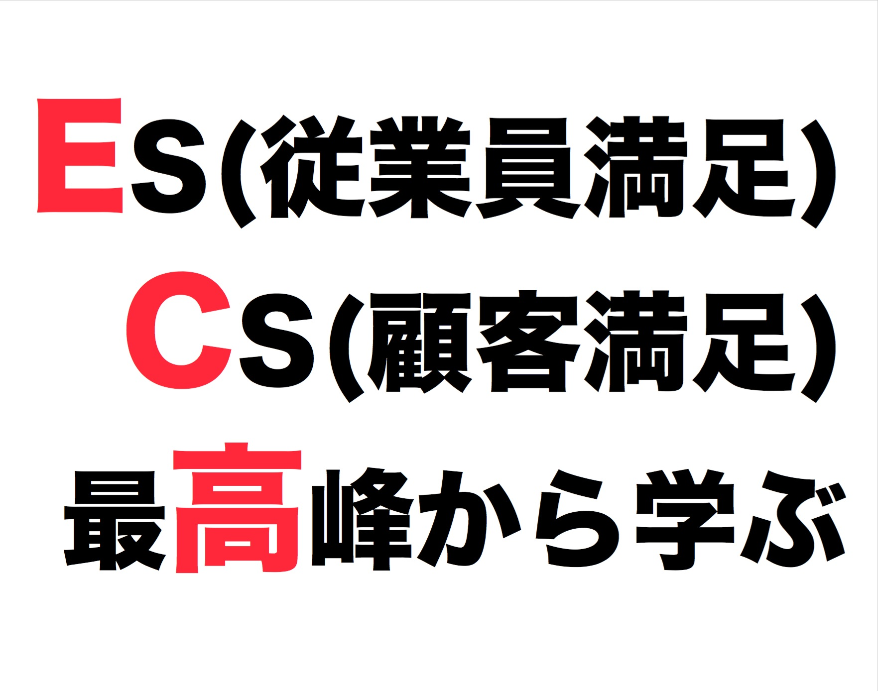 2013年2月ビジネスサークル『アメリカ視察報告』~ ES(従業員満足) CS(顧客満足)最高峰から学ぶ~